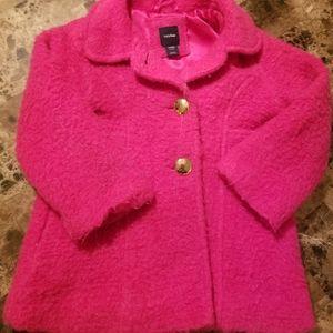 Gap bright pink peacoat 💕